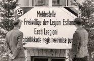 Vabatahtlikke registreeritakseSaksa armee Eesti leegioni.