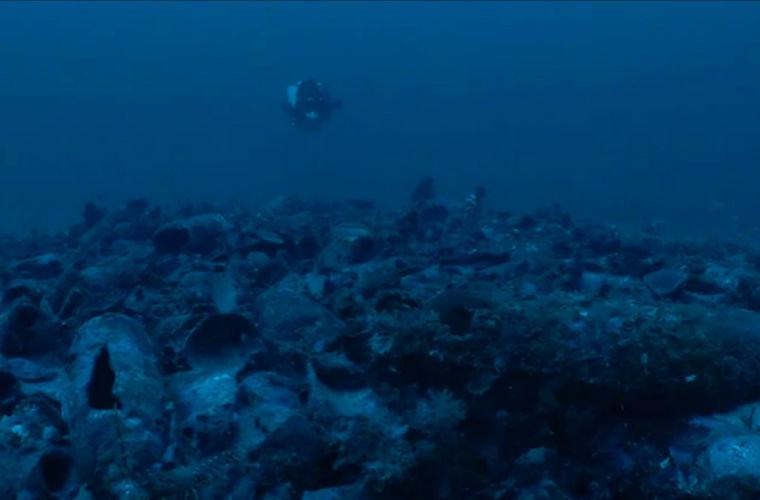 ВИспании отыскали судно, затонувшее 1,8 тыс. лет назад