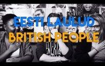 Vahva VIDEO: Nalja kui palju! Eesti poiss pani inglased eesti keeles laulma