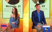 VIDEO | Tinderis tutvunud ja kolm aastat kirjavahetust pidanud paar kohtus esimest korda telesaates