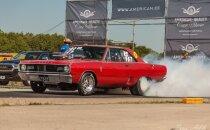 American Beauty Car Show kiirendusvõistlus