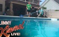 VIDEO: Jimmy Kimmeli hirmnaljakas isadepäeva väljakutse ajab isad infarkti äärele