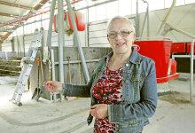Helju Veskaru ehitas unikaalse robotlauda