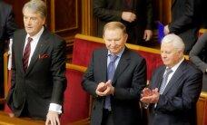 Бывшие президенты Украины обвинили Россию во вмешательстве в дела Крыма