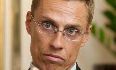 Soome ekspeaminister Stubb kaotas erakonnajuhi koha