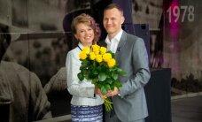 FOTOD: Lisaks langevarjuritele sai ka Tallinna Teletorni 35. sünnipäev hoo sisse!