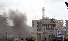 СМИ: боевики ИГ покидают город Манбидж, который атакует сирийская оппозиция