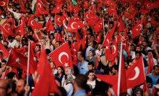 МИД Турции поблагодарил РФ за поддержку во время попытки военного переворота