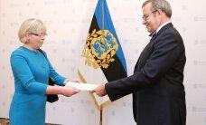 FOTOD: President Toomas Hendrik Ilves võttis vastu Ühendkuningriigi suursaadiku usalduskirja