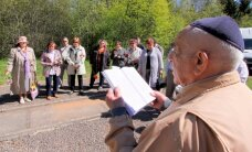 ФОТО: Еврейские общины почтили память павших в минувшей войне
