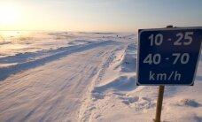 Haapsalu-Noarootsi jäätee suleti liikluseks