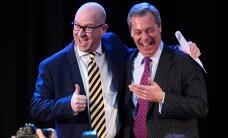 Brexiti-partei UKIP sai Nigel Farage'i asemele uue juhi