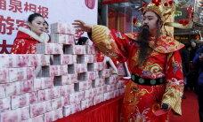 Legendaarne riskifondijuht heitis Hiina keskpangale kinda. Spekulandid panustavad Hiina jüaani vastu
