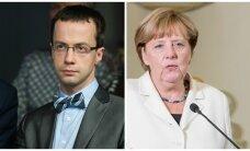 Jevgeni Krištafovitš kohtumisest liidukantsleriga: Merkel on Eesti asjadest üllatavalt hästi informeeritud