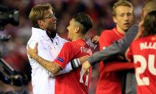 VIDEO: Liverpooli poolkaitsja Firmino hiilgas Euroopa liigas osava pettega