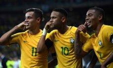 Kolm Premier League'i klubi saadavad Brasiilia koondislastele järgi ühise eralennuki