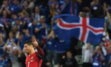 Ja võitjad on… Island, Ronaldo ja brittide jalgpall