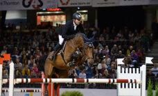 Urmas Raag lõpetas Helsingi Horse Showl väikese ringi kolmandana