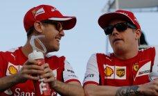 Vettel avaldas oma seisukoha Räikköneni võimaliku lahkumise teemal