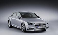 PROOVISÕIT: Uus Audi A4: praktilise meelega inimese A6?