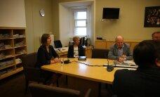 Riigikogus moodustakse Kaljulaiu vastast rinnet