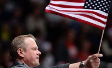ВИДЕО: Фанат сборной США справил нужду в раздевалке российской команды?