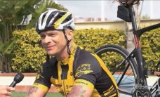 VIDEO: Tanel Padar läbis Hispaania rattalaagris nelja päevaga ligi 450 kilomeetrit