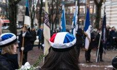 FOTOD: Tallinna kesklinna koolid tähistasid Tartu rahu aastapäeva
