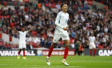 Inglismaa lõi Maltale MM-valikmängus kaks väravat