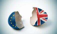 Juhtkiri: britte pole vaja tagant kiirustada