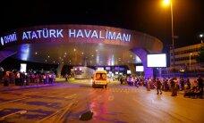 VIDEOD ja FOTOD: Istanbuli lennujaamas kärgatas kaks plahvatust, 36 inimest on hukkunud ja 147 sai vigastada