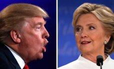 Выборы в США: у Клинтон уже на 2 млн больше голосов, чем у Трампа