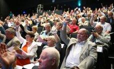 DELFI FOTOD: Vabaerakond valis Herkeli parteijuhiks tagasi