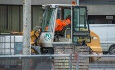 В Таллинне завершена реконструкция улицы Вейценберга