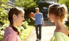 Spordinädal Jaan Poska gümnaasiumis: kas teadsid, et noor inimene võiks liikuda vähemalt 150 minutit päevas?