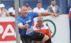 ФОТО: Герд Кантер завоевал бронзовую медаль на чемпионате Европы!