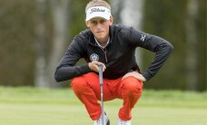 PÕNEVUSETENDUS JÕELÄHTMEL: Sander Aadusaar kaitses golfi meistritiitlit viiendal lisarajal dramaatilise lõpplahendusega!