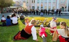 Сегодня в Йыгева проходит II Женский танцевальный праздник