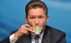 Gazpromi juht kiitleb: püstitame Euroopasse gaasi müümisel rekordi