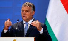 Ungari peaminister: iga sisserändaja on julgeolekurisk