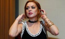 VAATA: Palju õnne! Lindsay Lohan väljus 27-klubist, aga näeb nii räbal välja, et isegi Amy Winehouse ehmuks