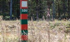 СМИ: Россия строит забор на границе с Польшей
