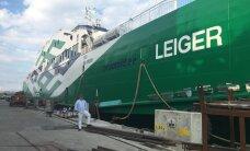 Leiger seilab Tallinna poole