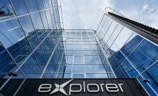 Коммерческое здание Explorer официально стало самым экологически чистым в Эстонии