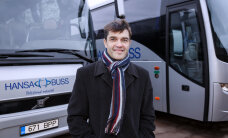 Руководителем Hansabuss в странах Балтии стал Хенри Каазик-Ааслав
