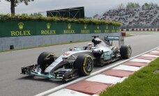 Ei midagi uut: Kanada GP avatreeningut domineerisid Mercedesed