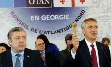 Генсек НАТО Столтенберг прибыл в визитом в Грузию