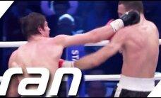 VIDEO: Tulevane Tyson? 19-aastane poksi suurlootus purustas järjekordse vastase
