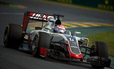 Haasi tiimile kuuenda koha toonud Grosjean: see on meie jaoks nagu võit!