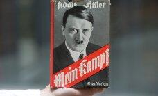 """""""Mein Kampf"""" jõuab lähipäevil Saksamaal poelettidele"""